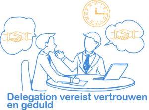 Management 3.0: Delegatie vereist vertrouwen en geduld